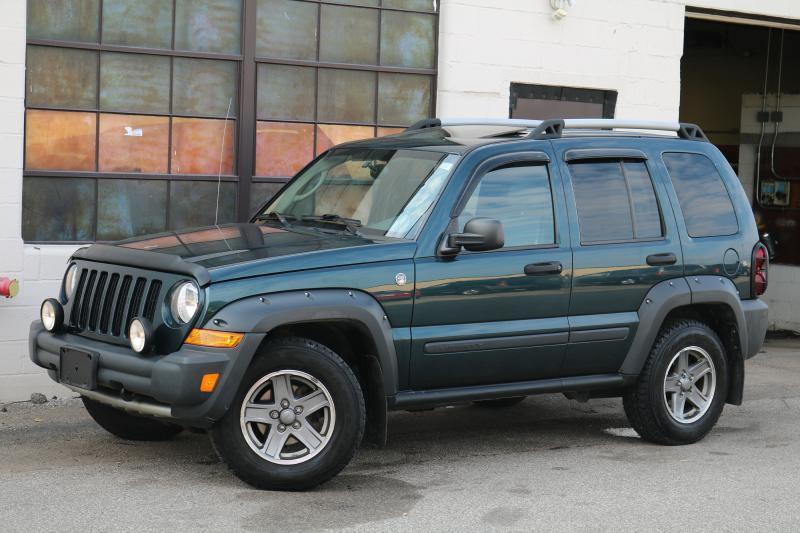 Good 2005 Jeep Liberty Renegade 4WD 4dr SUV In Parma OH   JT AUTO