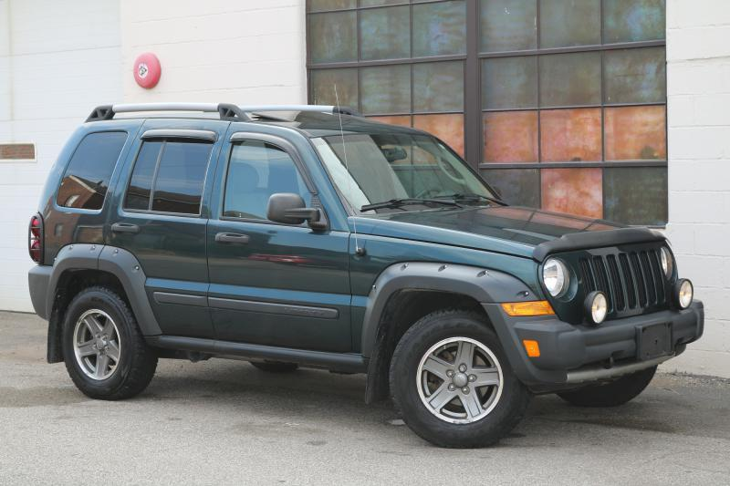 2005 Jeep Liberty Renegade 4WD 4dr SUV In Parma OH   JT AUTO