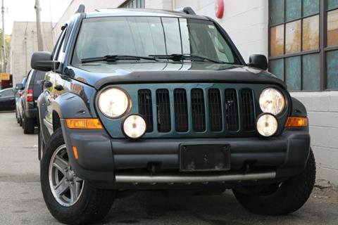 2005 Jeep Liberty for sale at JT AUTO in Parma OH