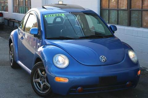 2000 Volkswagen New Beetle for sale at JT AUTO in Parma OH