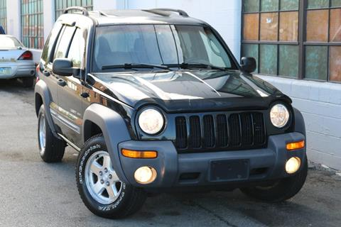 2002 Jeep Liberty for sale at JT AUTO in Parma OH