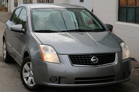 2008 Nissan Sentra for sale at JT AUTO in Parma OH
