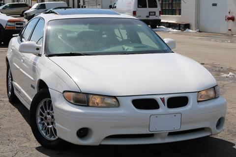 2003 Pontiac Grand Prix for sale at JT AUTO in Parma OH