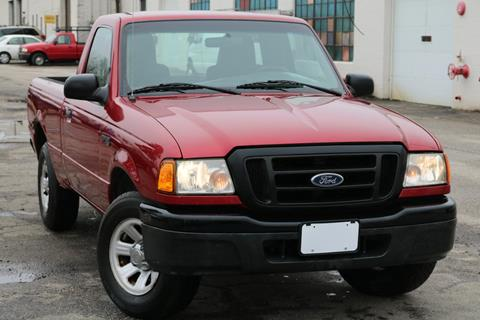 2004 Ford Ranger for sale at JT AUTO in Parma OH
