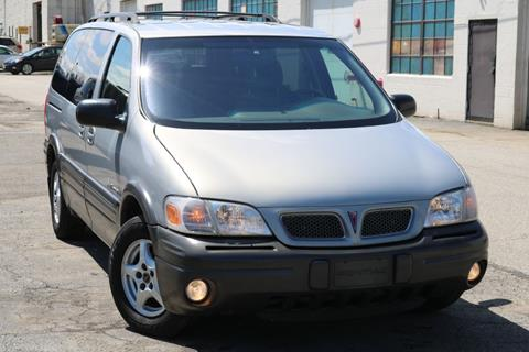 2000 Pontiac Montana for sale at JT AUTO in Parma OH