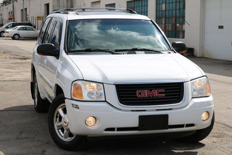 2003 GMC Envoy for sale at JT AUTO in Parma OH