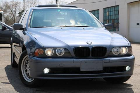 2002 BMW 5 Series for sale at JT AUTO in Parma OH