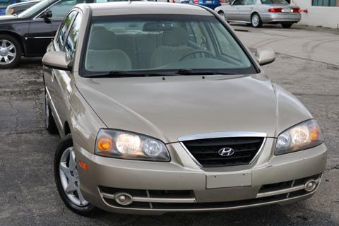 2006 Hyundai Elantra for sale at JT AUTO in Parma OH