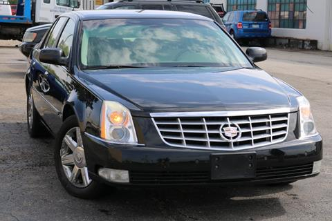 2006 Cadillac DTS for sale at JT AUTO in Parma OH