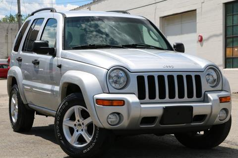 2004 Jeep Liberty for sale at JT AUTO in Parma OH