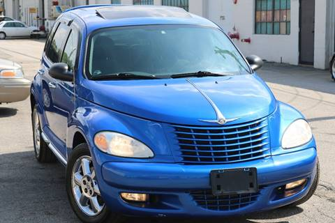 2004 Chrysler PT Cruiser for sale at JT AUTO in Parma OH