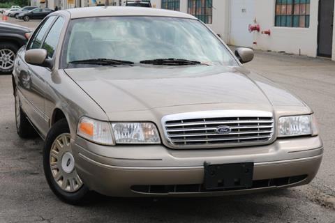 2003 Ford Crown Victoria for sale at JT AUTO in Parma OH