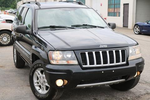 2004 Jeep Grand Cherokee for sale at JT AUTO in Parma OH