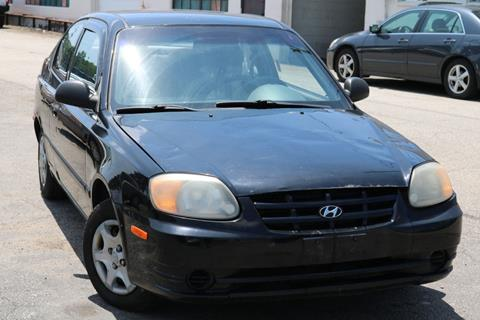 2004 Hyundai Accent for sale at JT AUTO in Parma OH