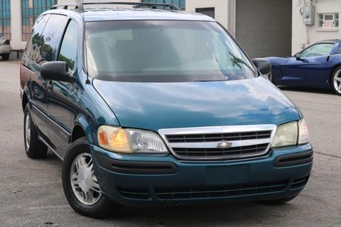 2003 Chevrolet Venture for sale at JT AUTO in Parma OH