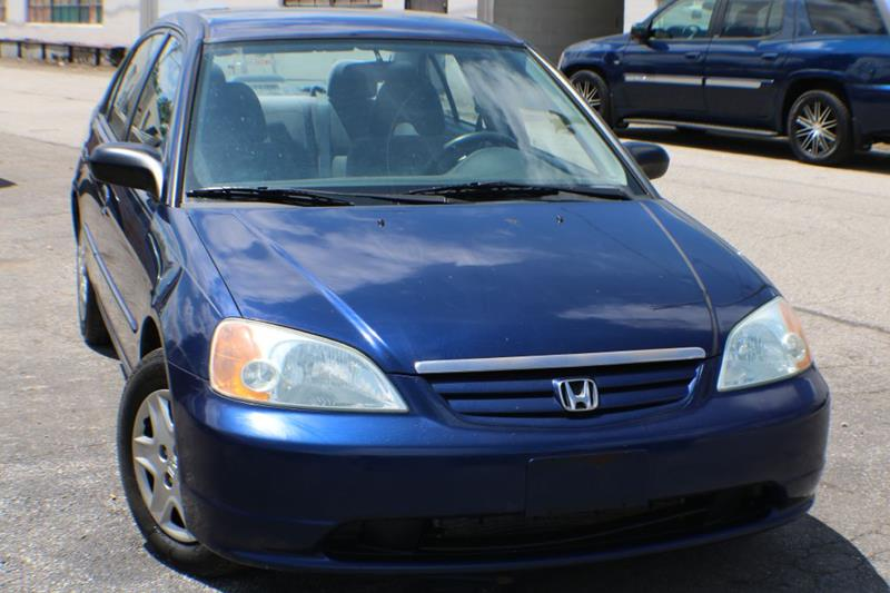 2003 Honda Civic for sale at JT AUTO in Parma OH