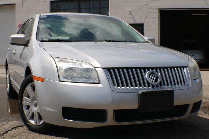 2006 Mercury Milan for sale at JT AUTO in Parma OH