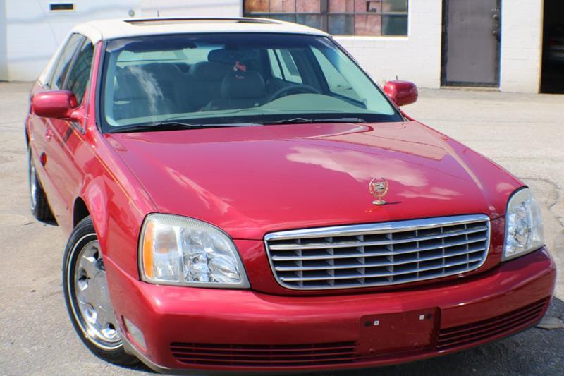 2005 Cadillac Deville In Parma Oh Jt Auto