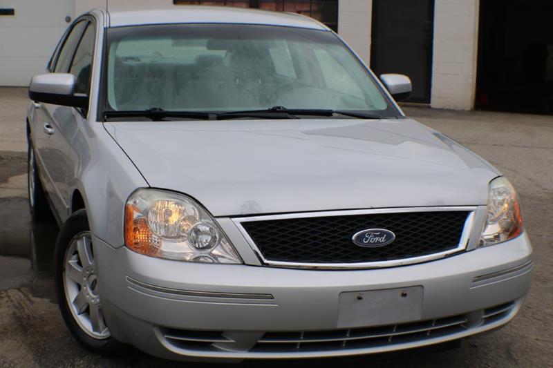 2005 ford five hundred se 4dr sedan in parma oh jt auto. Black Bedroom Furniture Sets. Home Design Ideas
