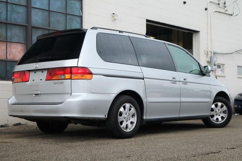2004 honda odyssey ex l 4dr mini van w dvd in parma oh jt auto 2004 honda odyssey ex l 4dr mini van w