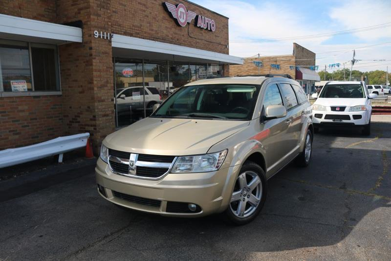 2010 Dodge Journey for sale at JT AUTO in Parma OH