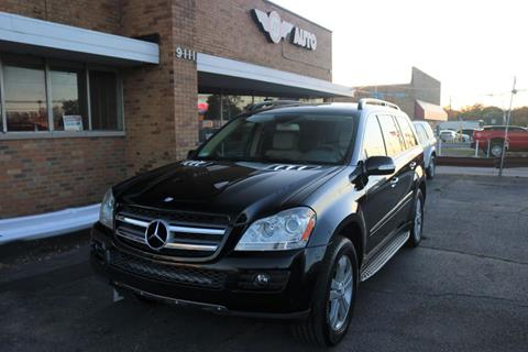 2007 Mercedes-Benz GL-Class for sale at JT AUTO in Parma OH