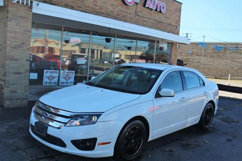 2010 Ford Fusion for sale at JT AUTO in Parma OH