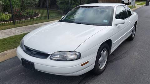 1999 Chevrolet Monte Carlo for sale in San Antonio, TX
