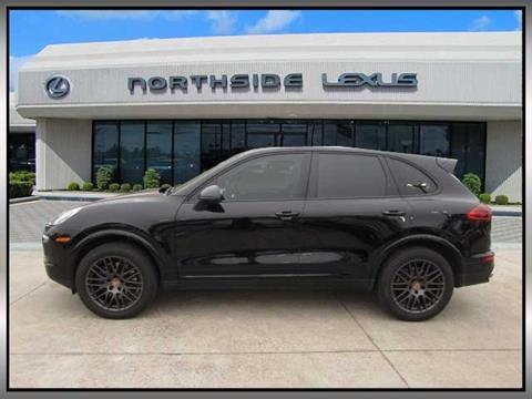 2017 Porsche Cayenne for sale in Houston, TX