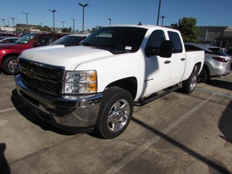 2012 Chevrolet Silverado 2500HD for sale in Houston, TX