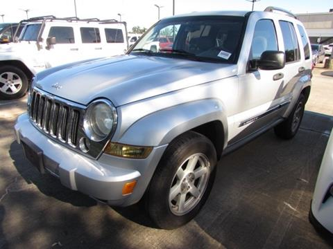 2005 Jeep Liberty for sale in Houston, TX