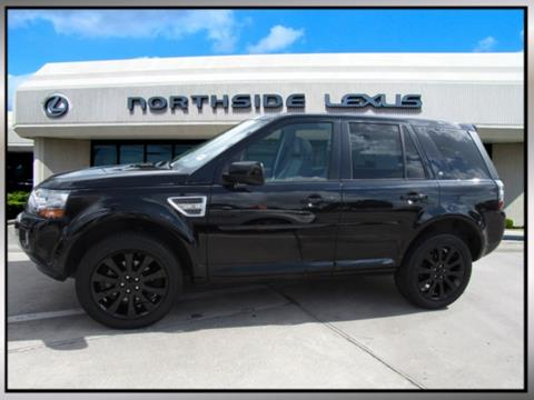 2014 Land Rover LR2 for sale in Houston, TX