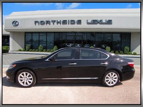 2008 Lexus LS 600h L for sale in Houston, TX