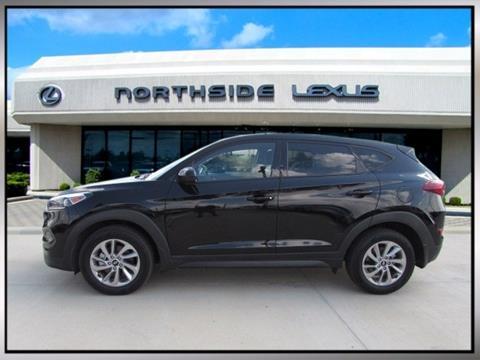 2017 Hyundai Tucson for sale in Houston, TX