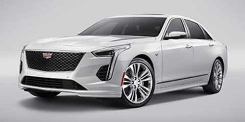 2019 Cadillac CT6 for sale in Houston, TX