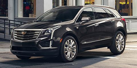 2018 Cadillac XT5 for sale in Houston, TX