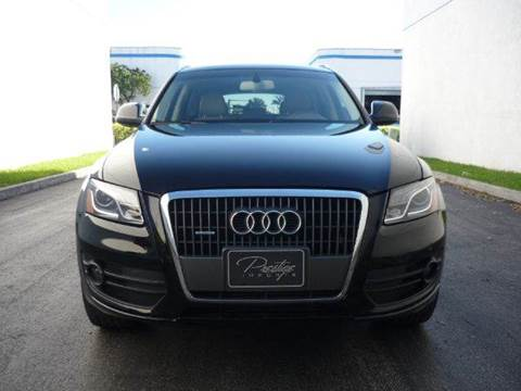 2011 Audi Q5 for sale at INTERNATIONAL AUTO BROKERS INC in Hollywood FL