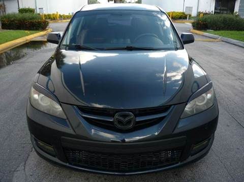 2008 Mazda MAZDASPEED3 for sale at INTERNATIONAL AUTO BROKERS INC in Hollywood FL