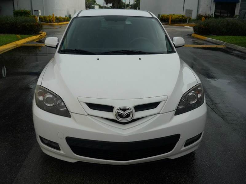 2009 Mazda MAZDA3 for sale at INTERNATIONAL AUTO BROKERS INC in Hollywood FL