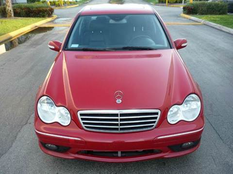 2007 Mercedes-Benz C-Class for sale at INTERNATIONAL AUTO BROKERS INC in Hollywood FL