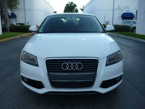 2010 Audi A3 for sale at INTERNATIONAL AUTO BROKERS INC in Hollywood FL