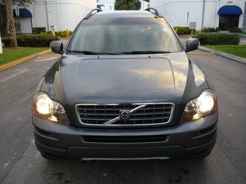 2007 Volvo XC90 for sale at INTERNATIONAL AUTO BROKERS INC in Hollywood FL