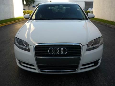 2007 Audi A4 for sale at INTERNATIONAL AUTO BROKERS INC in Hollywood FL
