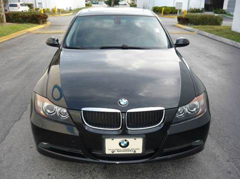 2007 BMW 3 Series for sale at INTERNATIONAL AUTO BROKERS INC in Hollywood FL