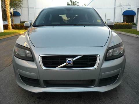 2008 Volvo C30 for sale at INTERNATIONAL AUTO BROKERS INC in Hollywood FL