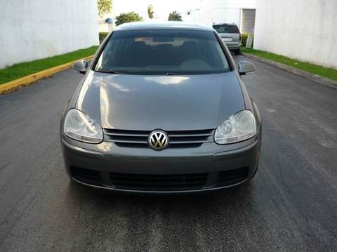 2007 Volkswagen Rabbit for sale at INTERNATIONAL AUTO BROKERS INC in Hollywood FL
