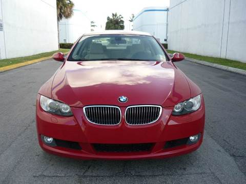 2008 BMW 3 Series for sale at INTERNATIONAL AUTO BROKERS INC in Hollywood FL