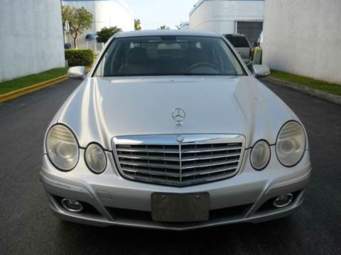 2007 Mercedes-Benz E-Class for sale at INTERNATIONAL AUTO BROKERS INC in Hollywood FL