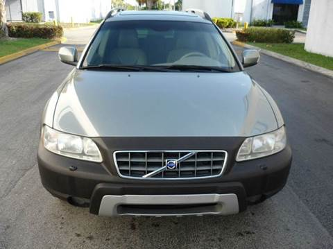 2007 Volvo XC70 for sale at INTERNATIONAL AUTO BROKERS INC in Hollywood FL