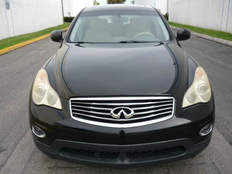 2008 Infiniti EX35 for sale at INTERNATIONAL AUTO BROKERS INC in Hollywood FL